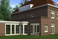 impressie architect hilversum 1