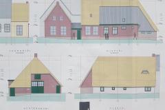restauratie rijksmonumentale boerderij uit 1728 te heukelum bestaande situatie
